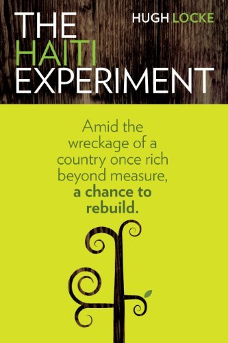The Haiti Experiment book cover