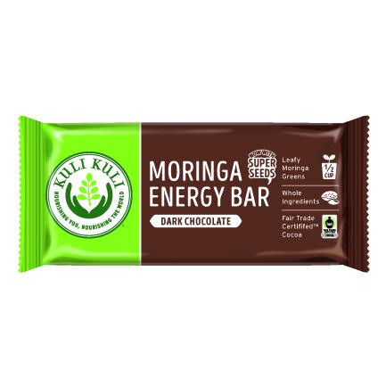 Moringa Superfood Bar - Dark Chocolate - Single